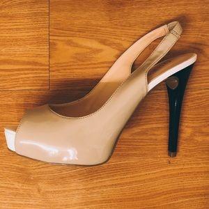 Guess Tritone Heels